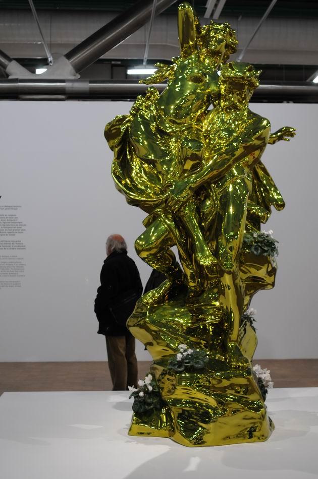 Jeff Kons - Centre Pompidou - foto lucian muntean _068