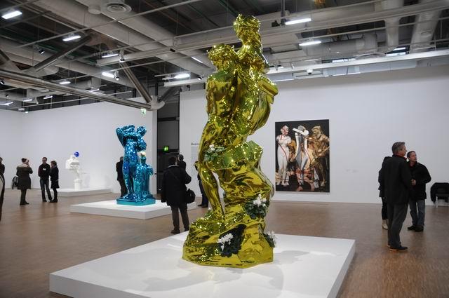 Jeff Kons - Centre Pompidou - foto lucian muntean _070