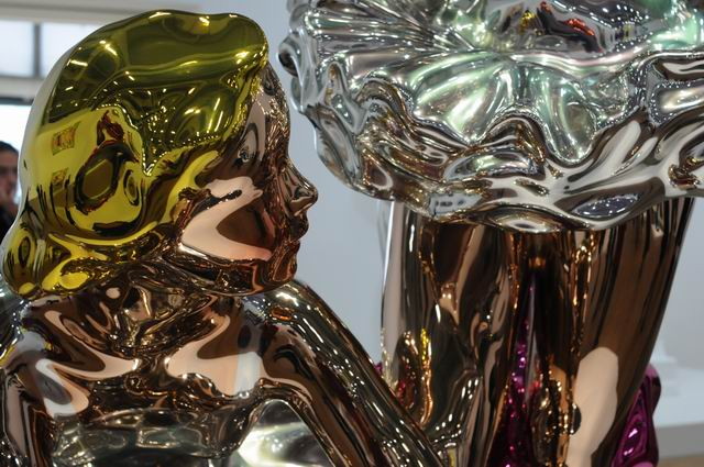 Jeff Kons - Centre Pompidou - foto lucian muntean _074