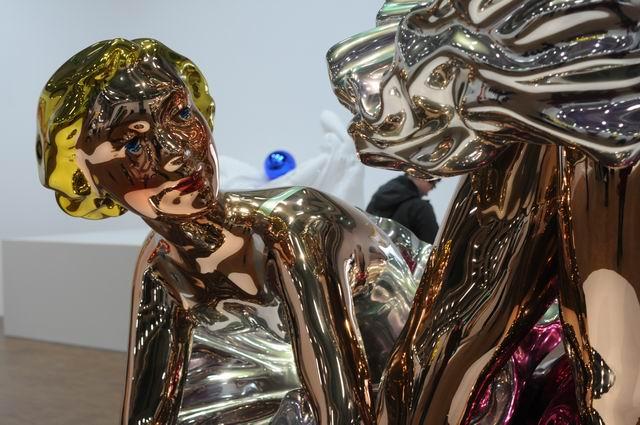 Jeff Kons - Centre Pompidou - foto lucian muntean _075