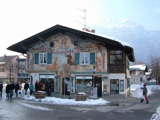 Resize of 3 Casa din centrul Oberammergau