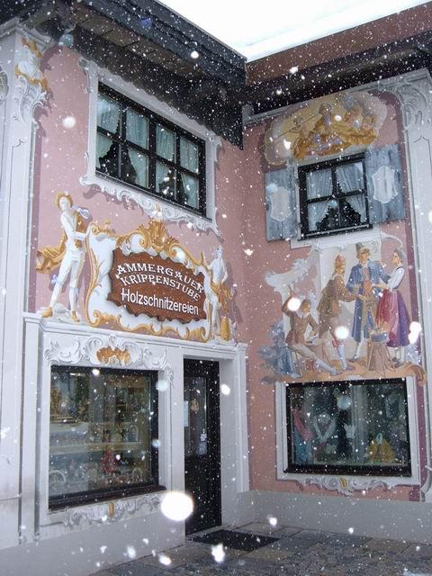 Resize of 8 Ninge in martie la Oberammergau