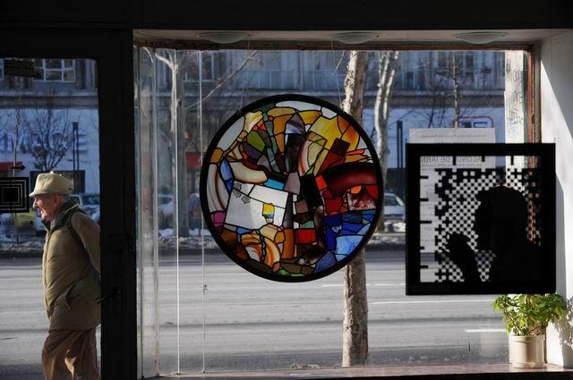 salonul de iarna 2014 - 2015 - simeza - foto Lucian Muntean 49