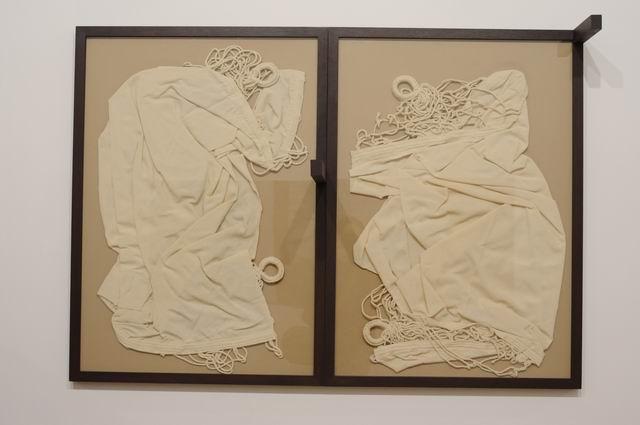 Chloé Quenum - Adrian Dan Minimally Invasive - Galeria Nicodim - foto Lucian Muntean _09