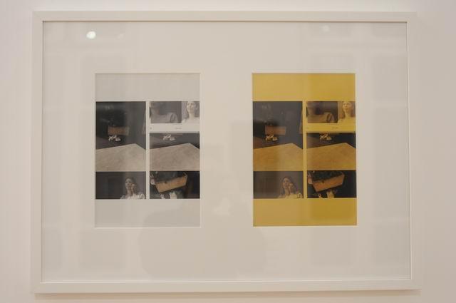 Chloé Quenum - Adrian Dan Minimally Invasive - Galeria Nicodim - foto Lucian Muntean _17