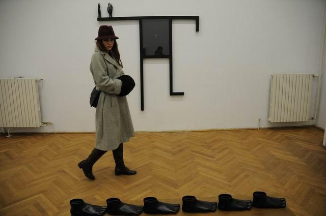 Chloé Quenum - Adrian Dan Minimally Invasive - Galeria Nicodim - foto Lucian Muntean _22