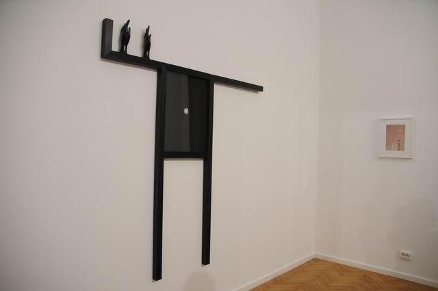Chloé Quenum - Adrian Dan Minimally Invasive - Galeria Nicodim - foto Lucian Muntean _26
