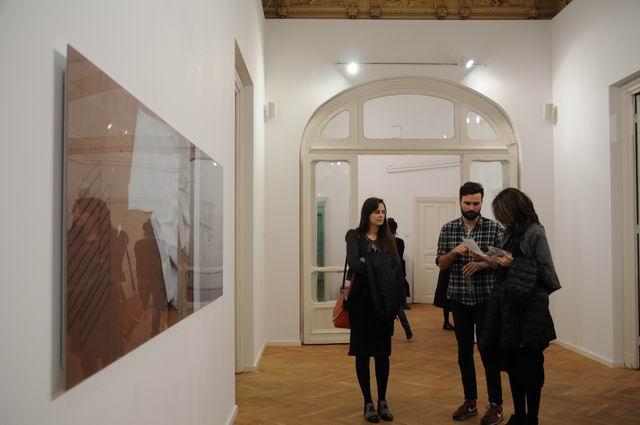 Chloé Quenum - Adrian Dan Minimally Invasive - Galeria Nicodim - foto Lucian Muntean _33