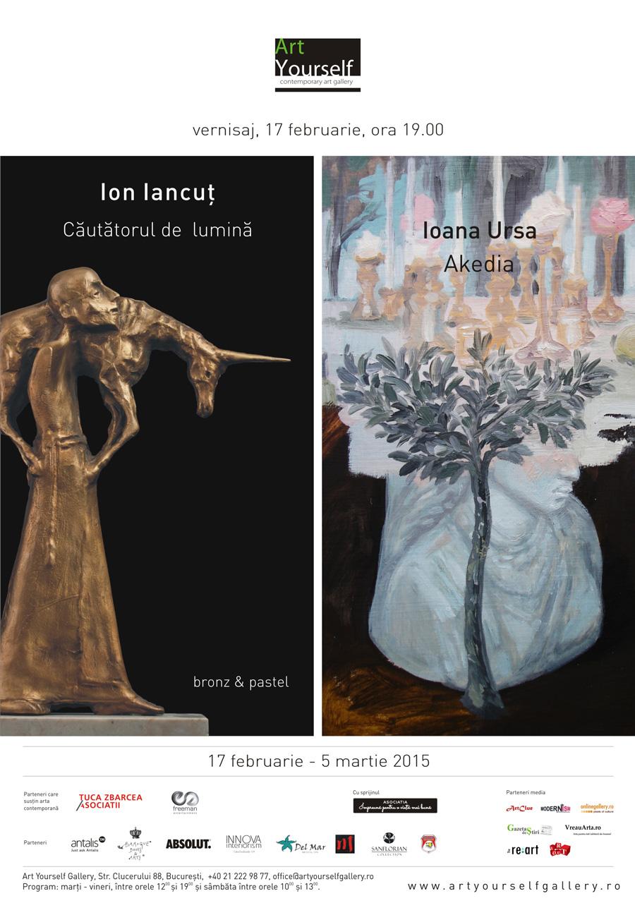 Ion Iancut si Ioana Ursa