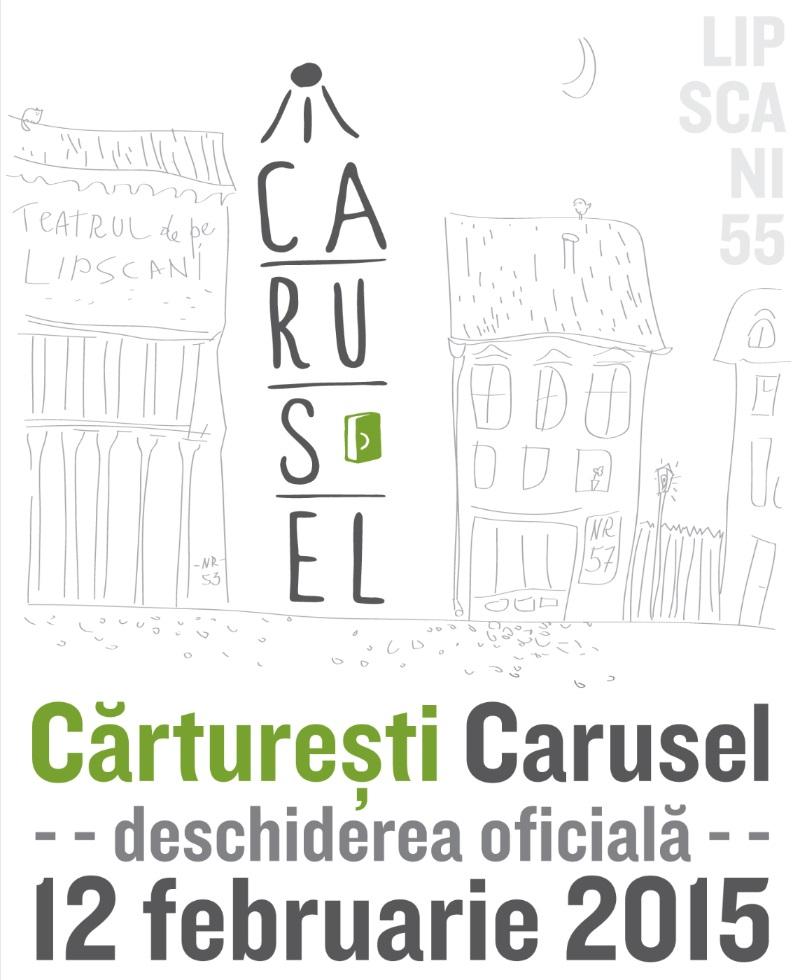 Suzana Dan @ Carturesti Carusel