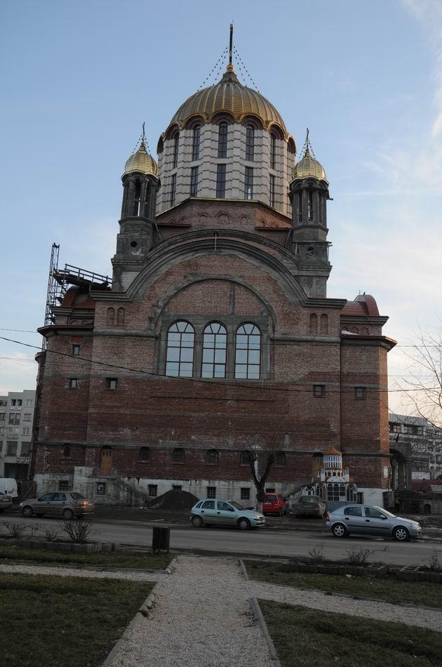 catedrala ortodoxa fagaras - foto lucian muntean _9386