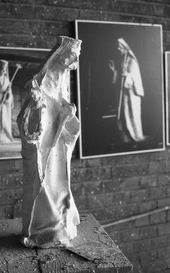 mihai istudor - atelier combinatul fondului plastic - foto Jonas Mercier 11