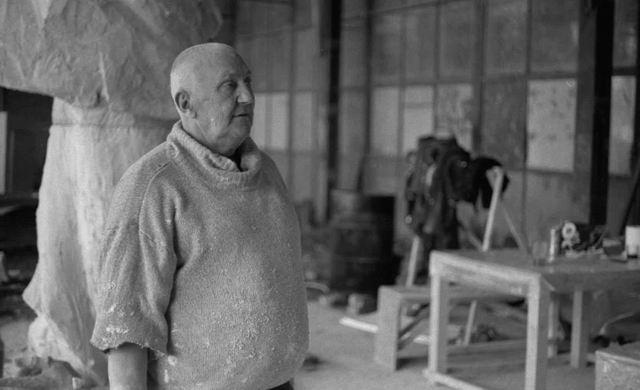 mihai istudor - atelier combinatul fondului plastic - foto Jonas Mercier 12