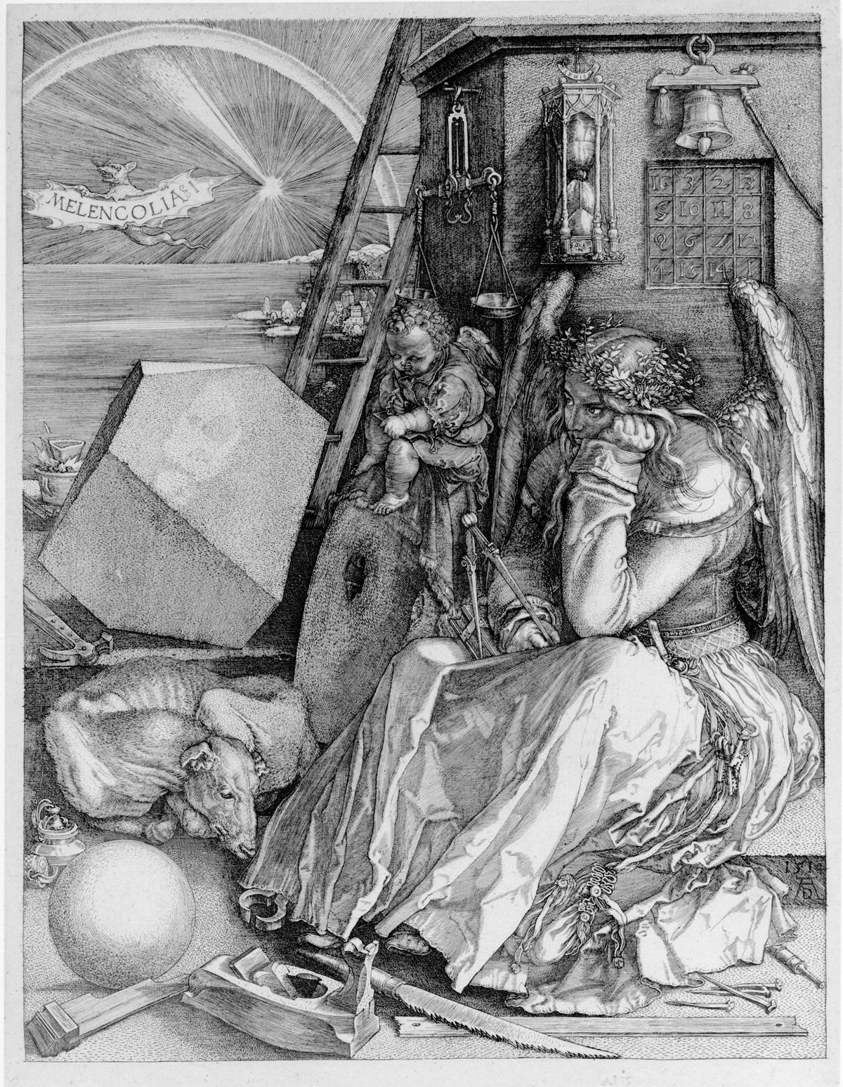 MELANCOLIA._1514