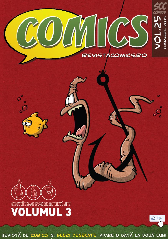 Revista COMICS nr.25-01