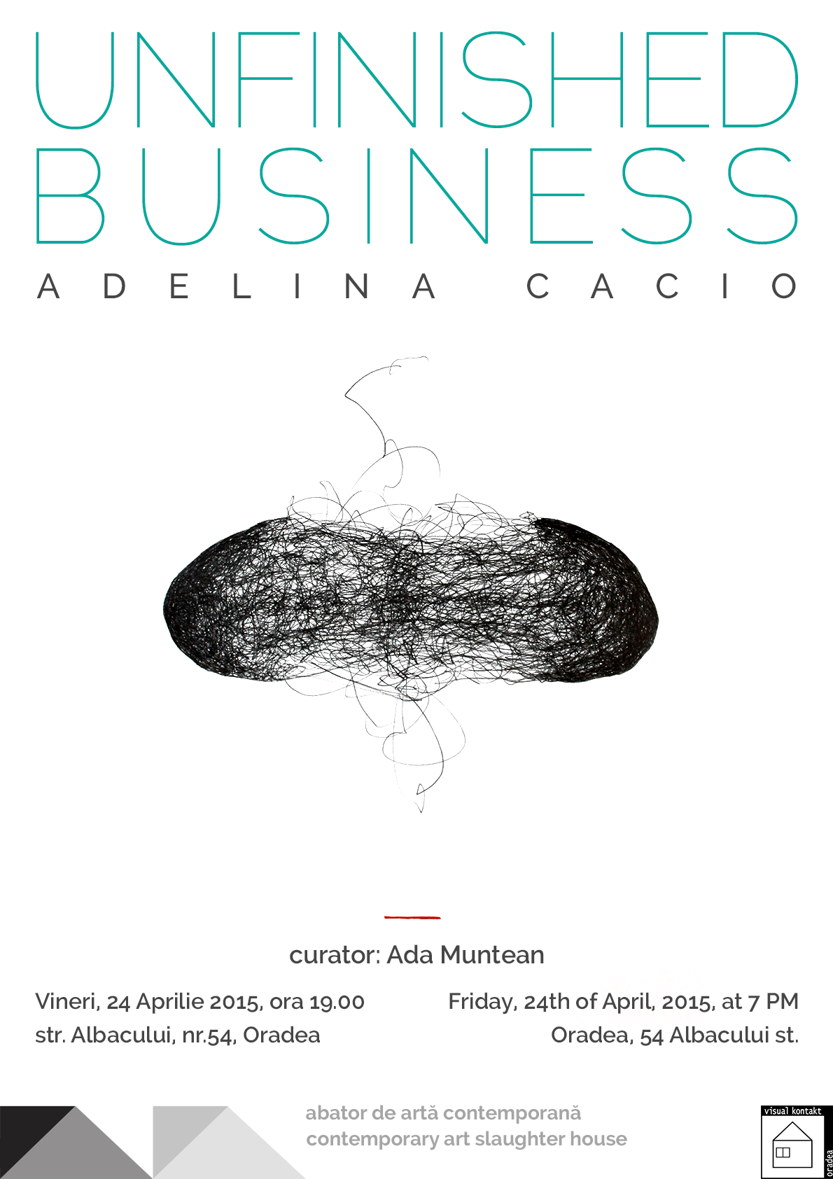 Adelina Cacio Poster Unfinished Business