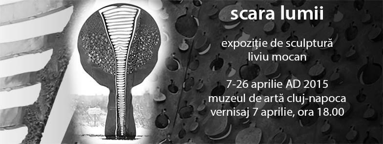 Expozitie de sculptura, Liviu Mocan (1)