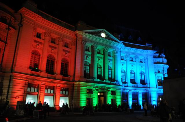 Spotlight on Bucharest - calea victoriei - foto lucian muntean _0001