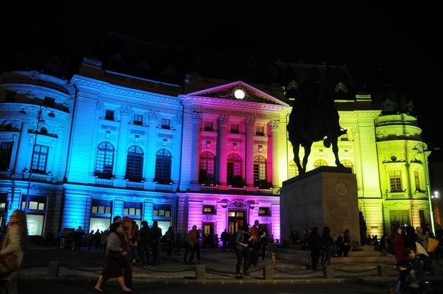 Spotlight on Bucharest - calea victoriei - foto lucian muntean _0002