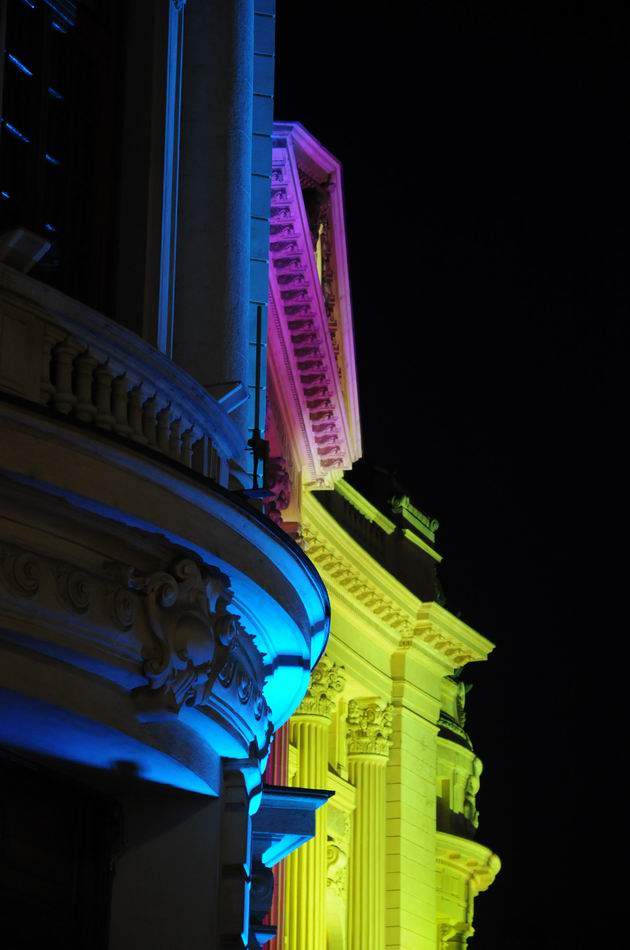 Spotlight on Bucharest - calea victoriei - foto lucian muntean _0008