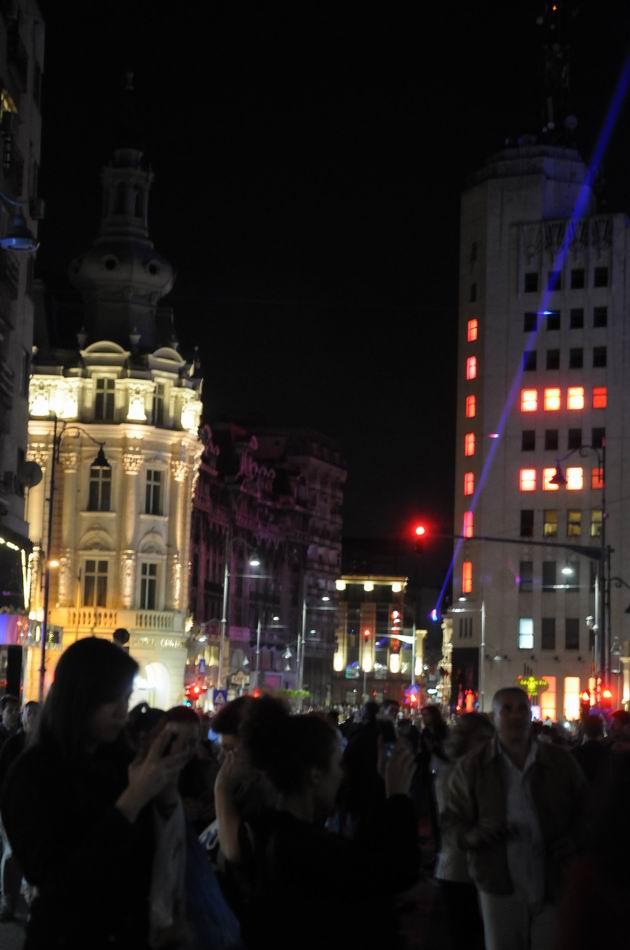 Spotlight on Bucharest - calea victoriei - foto lucian muntean _0010