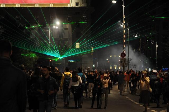 Spotlight on Bucharest - calea victoriei - foto lucian muntean _0011
