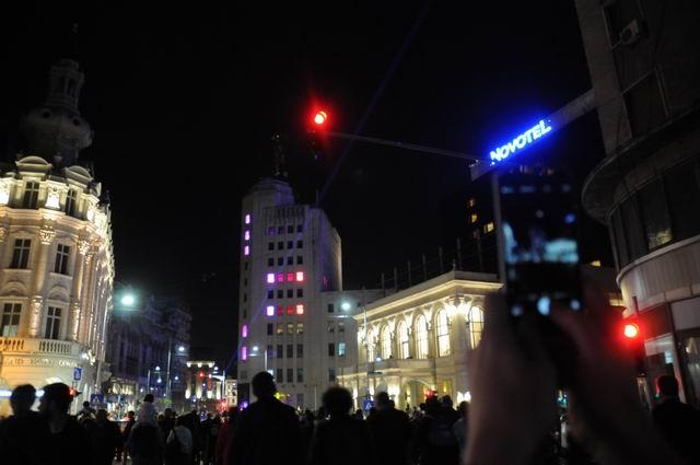 Spotlight on Bucharest - calea victoriei - foto lucian muntean _0020