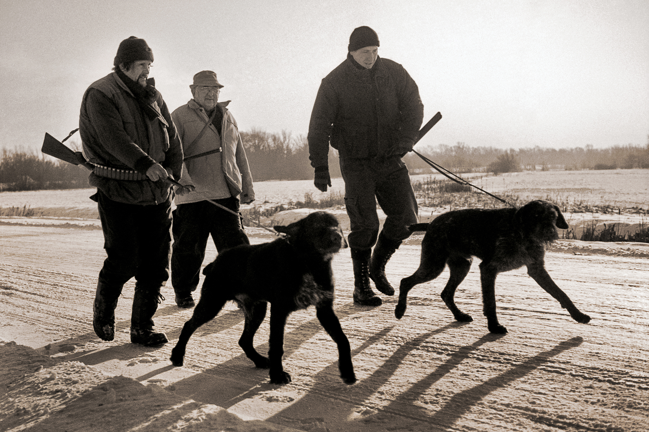 01-Sedliak_Pál-Vânatul de iarn