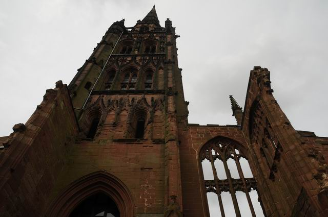 Coventry Cathedral UK - pfoto Lucian Muntean 06