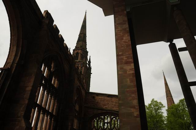 Coventry Cathedral UK - pfoto Lucian Muntean 07