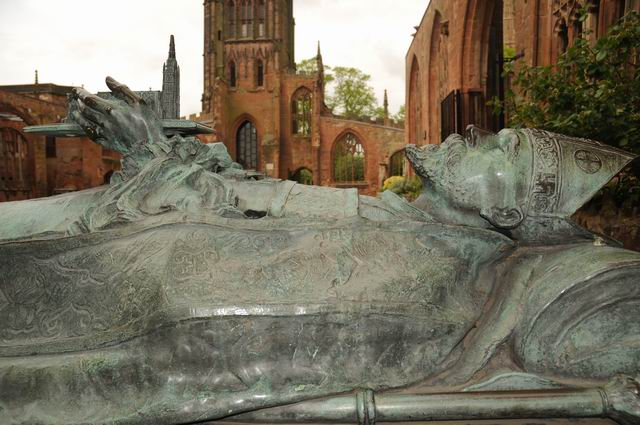 Coventry Cathedral UK - pfoto Lucian Muntean 09