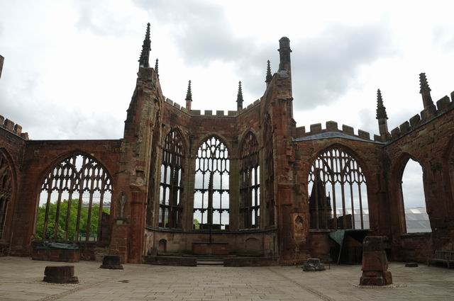 Coventry Cathedral UK - pfoto Lucian Muntean 10