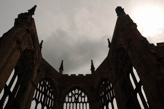 Coventry Cathedral UK - pfoto Lucian Muntean 11
