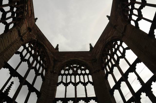 Coventry Cathedral UK - pfoto Lucian Muntean 12