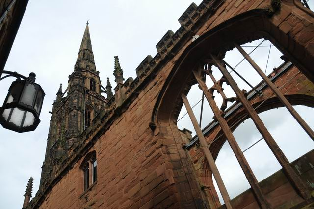 Coventry Cathedral UK - pfoto Lucian Muntean 19