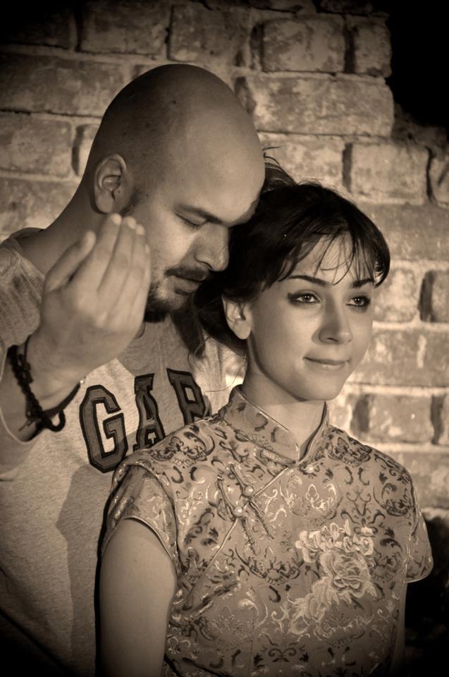 Iolanda Covaci e Marius Calugarita_foto Roxana Iovu
