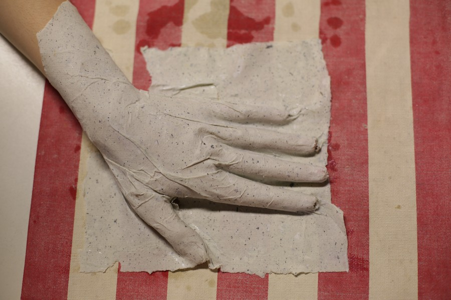 hand moulding