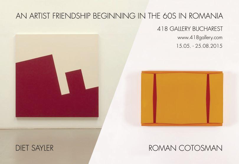 invitation R.Cotosman - D. Sayler