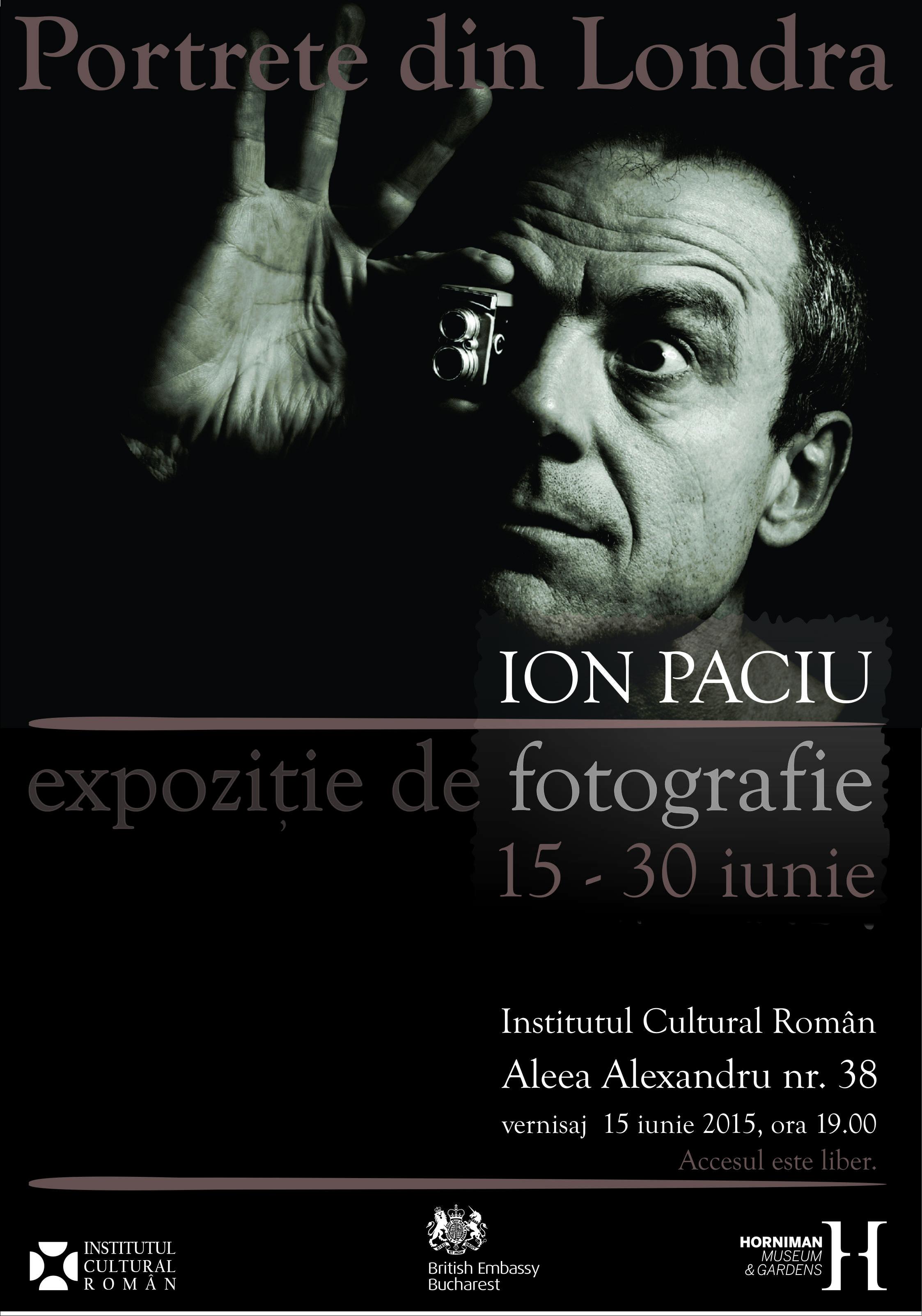 Afis expozitie fotografie 15 iunie