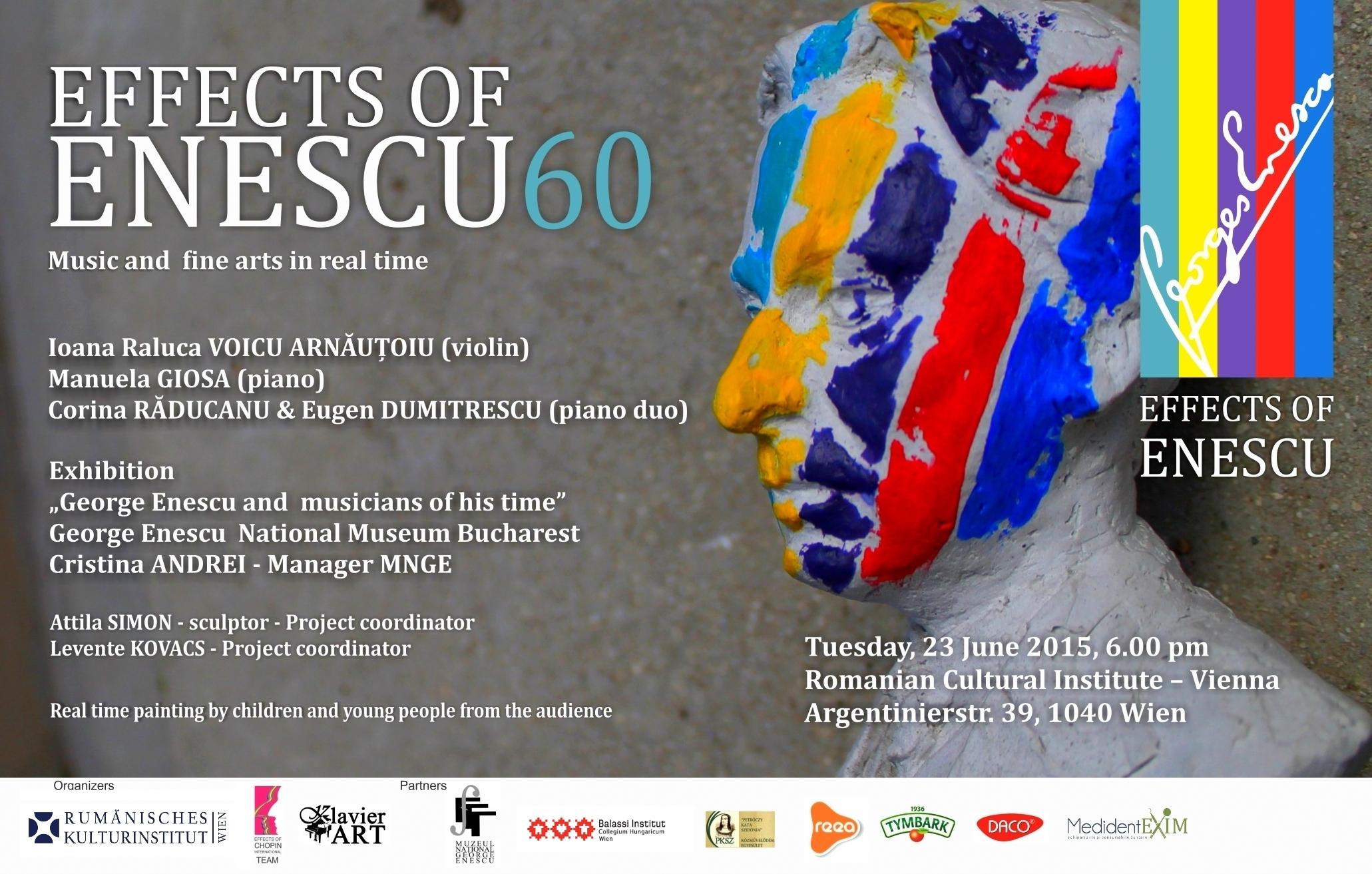 Effects of Enescu