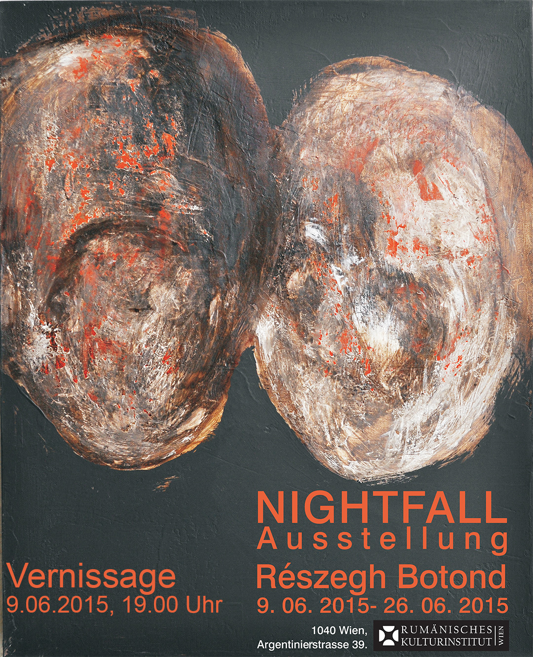 Részegh Botond Expozitia-Nightfall