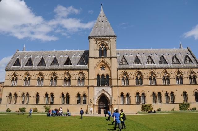 oxford university museum of natural history - photo lucian muntean _0034