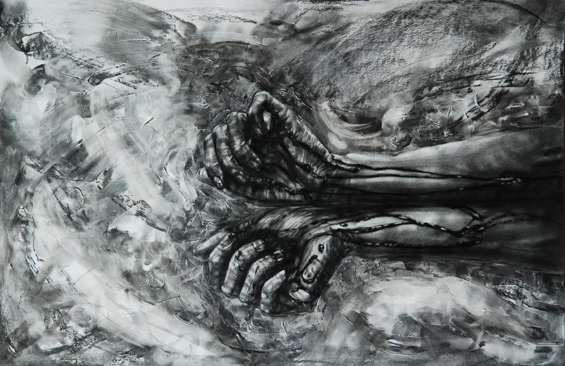 Ada Muntean – solo show Black Fire @ Muzeul de Artă Brasov (10)