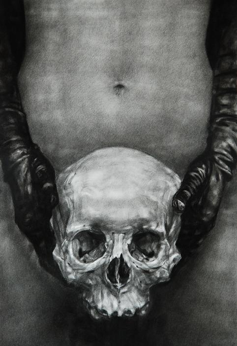 Ada Muntean – solo show Black Fire @ Muzeul de Artă Brasov (11)