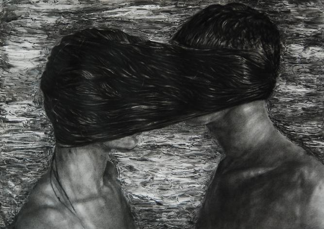 Ada Muntean – solo show Black Fire @ Muzeul de Artă Brasov (14)