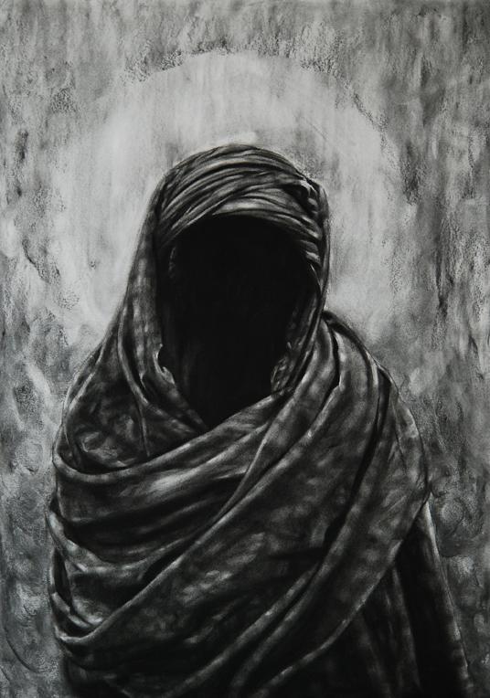 Ada Muntean – solo show Black Fire @ Muzeul de Artă Brasov (15)