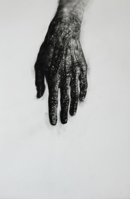Ada Muntean – solo show Black Fire @ Muzeul de Artă Brasov (17)