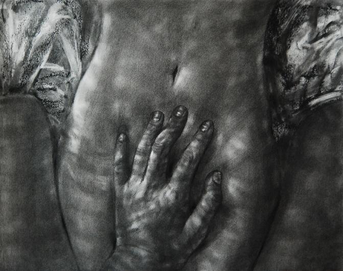Ada Muntean – solo show Black Fire @ Muzeul de Artă Brasov (18)