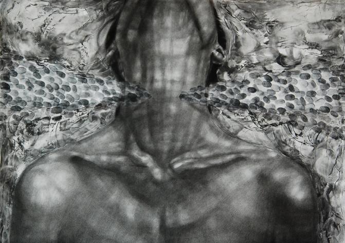 Ada Muntean – solo show Black Fire @ Muzeul de Artă Brasov (2)