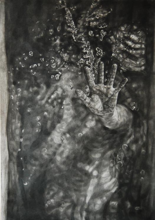 Ada Muntean – solo show Black Fire @ Muzeul de Artă Brasov (22)